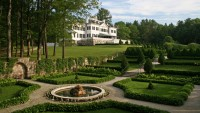 The Mount, Home of Edith Wharton, Lenox, Massachusetts