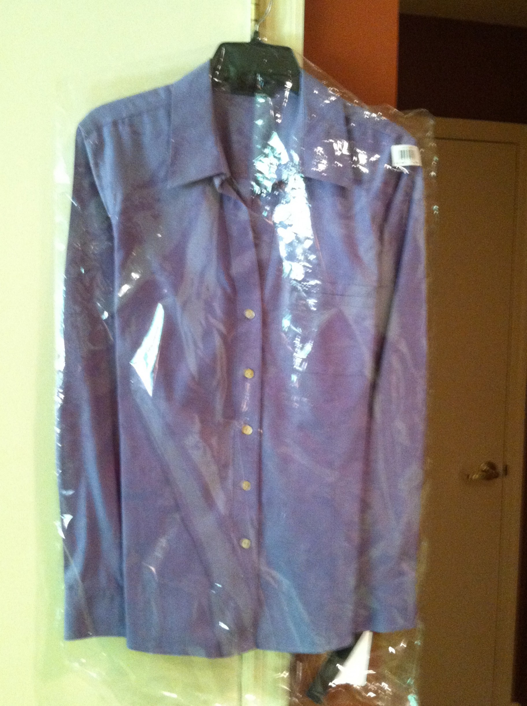 Foxcroft blouse